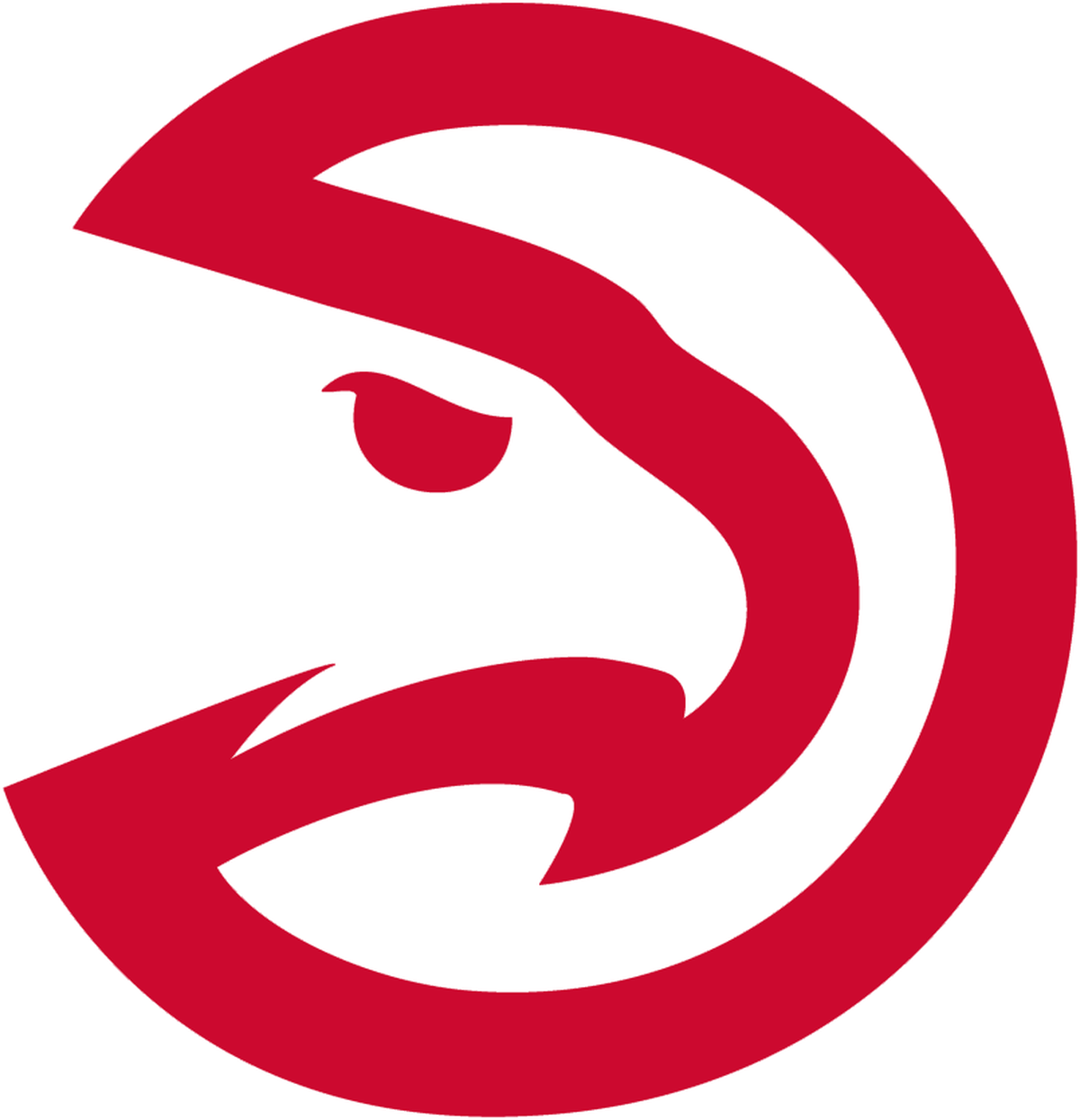 Atlanta Hawks Logo The Atlanta Hawks' Pac...