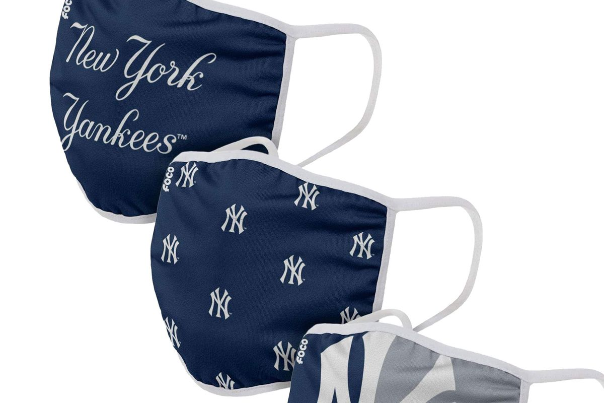 Buy A Yankees Face Mask To Stop The Spread And Help Out Charities Pinstripe Alley