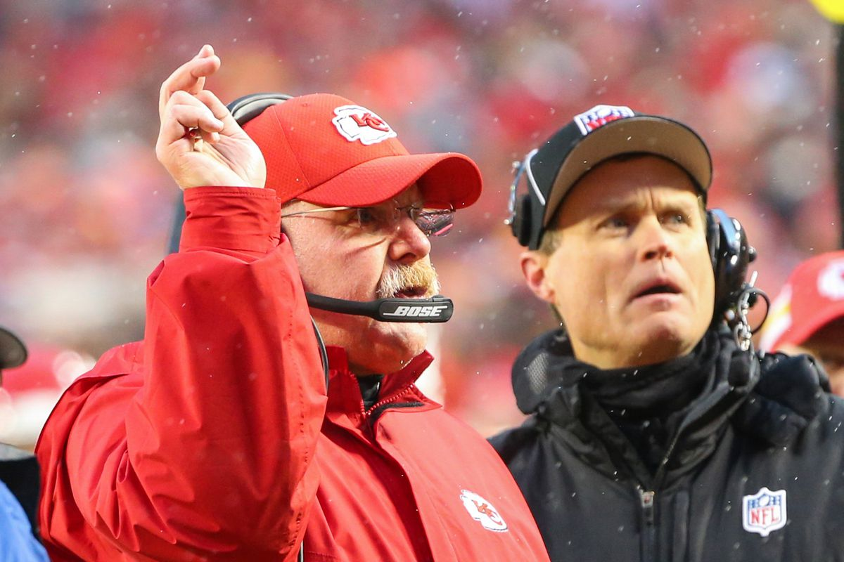 Image result for Andy Reid