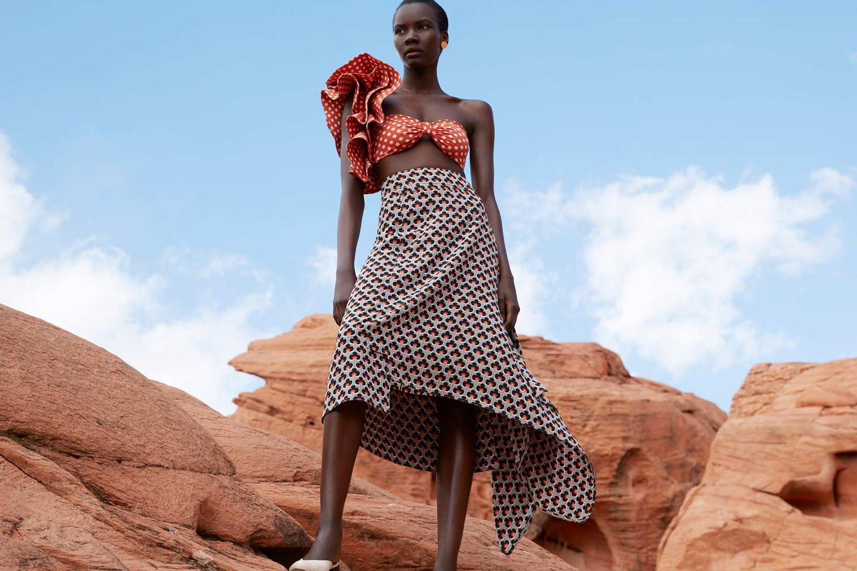Moda Operandi Summer Campaign