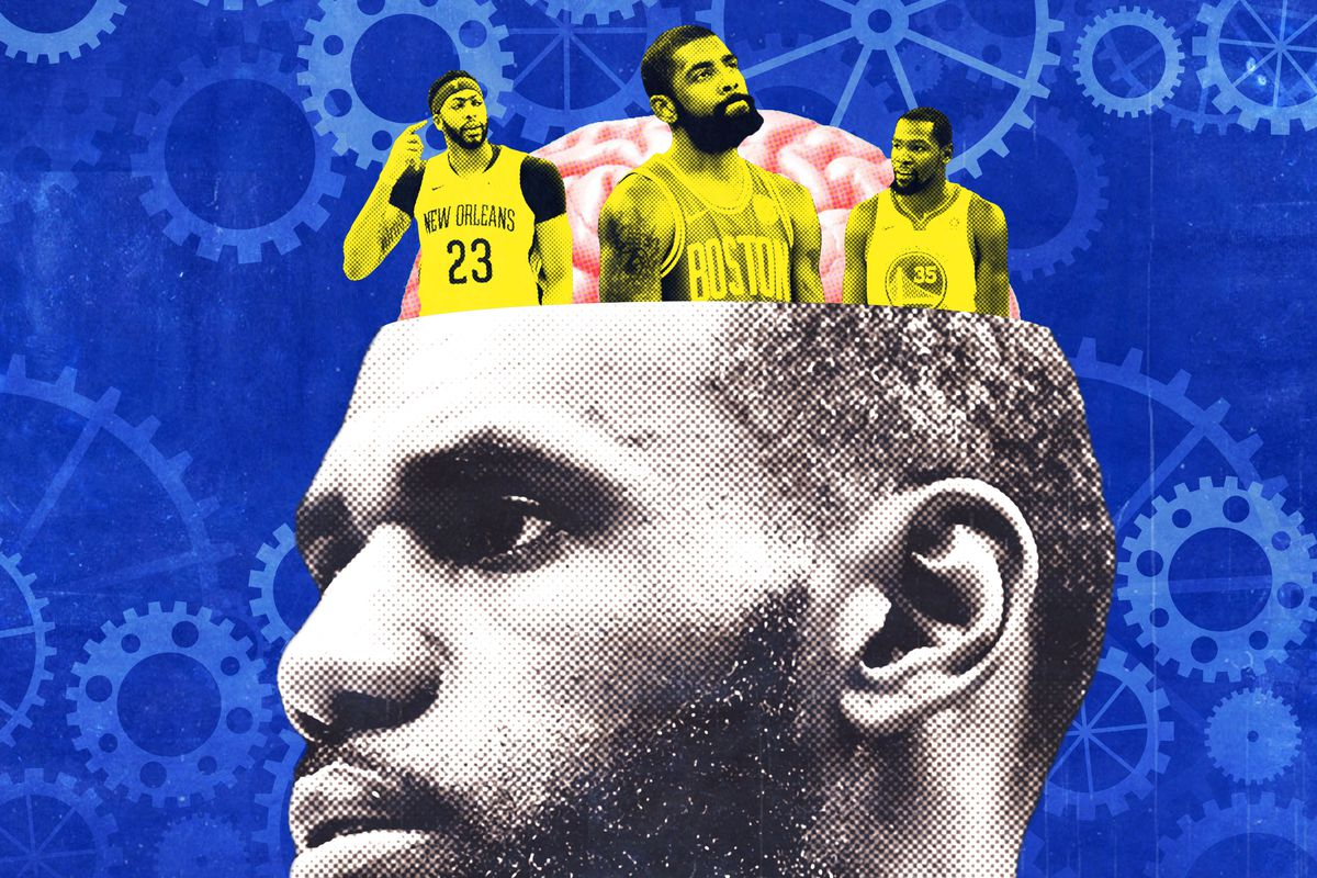 307c455d6472 Psychoanalyzing LeBron James s All-Star Selections - The Ringer