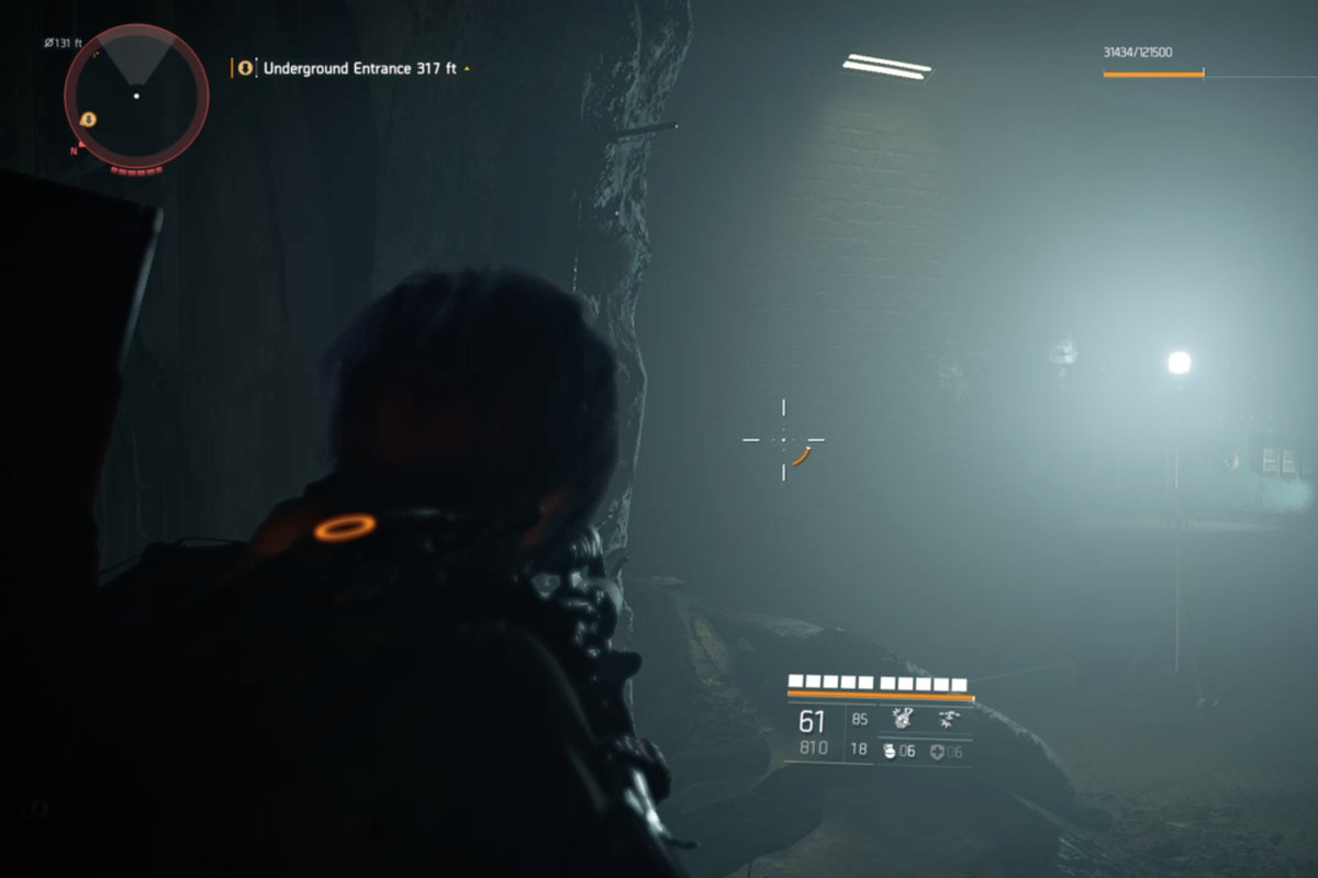 The Division 2's best encounters happen underground in DC's sewers
