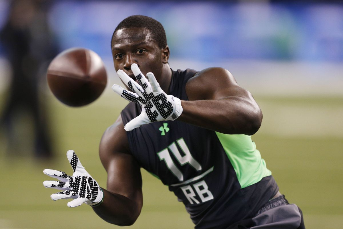 Bears take RB Jordan Howard with the No 150 overall pick