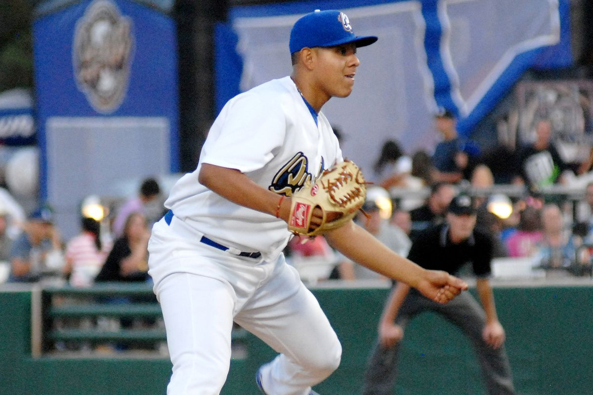 Julio Urias had a career high 9 strikeouts on Wednesday