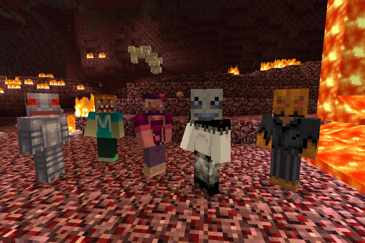 minecraft xbox 360 halloween skin sales earn over 500000 for charity - Halloween Xbox 360