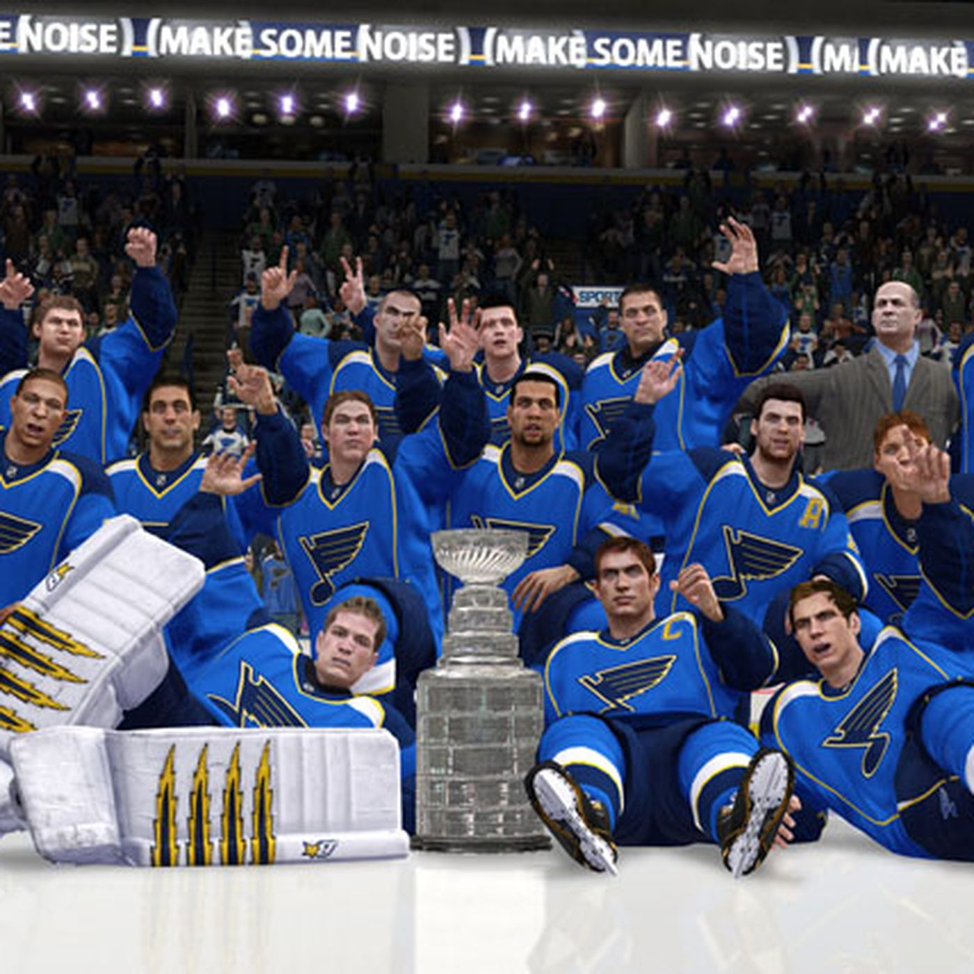 Nhl 14 Predicts St Louis Blues Win 2014 Stanley Cup Polygon
