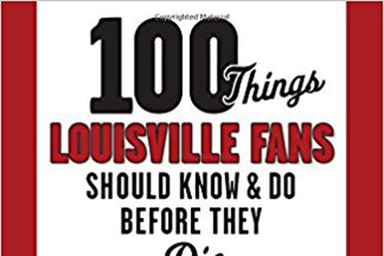 Book signing for 100 Things Louisville on Sunday, Dec. 10