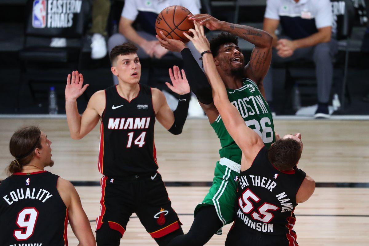 Gamethread Boston Celtics Miami Heat Nba Eastern Conference Finals Game 4 Hot Hot Hoops