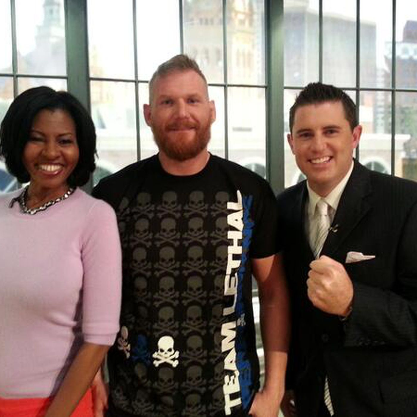 UFC 164 video: Smooth-talking Josh Barnett dazzles FOX news