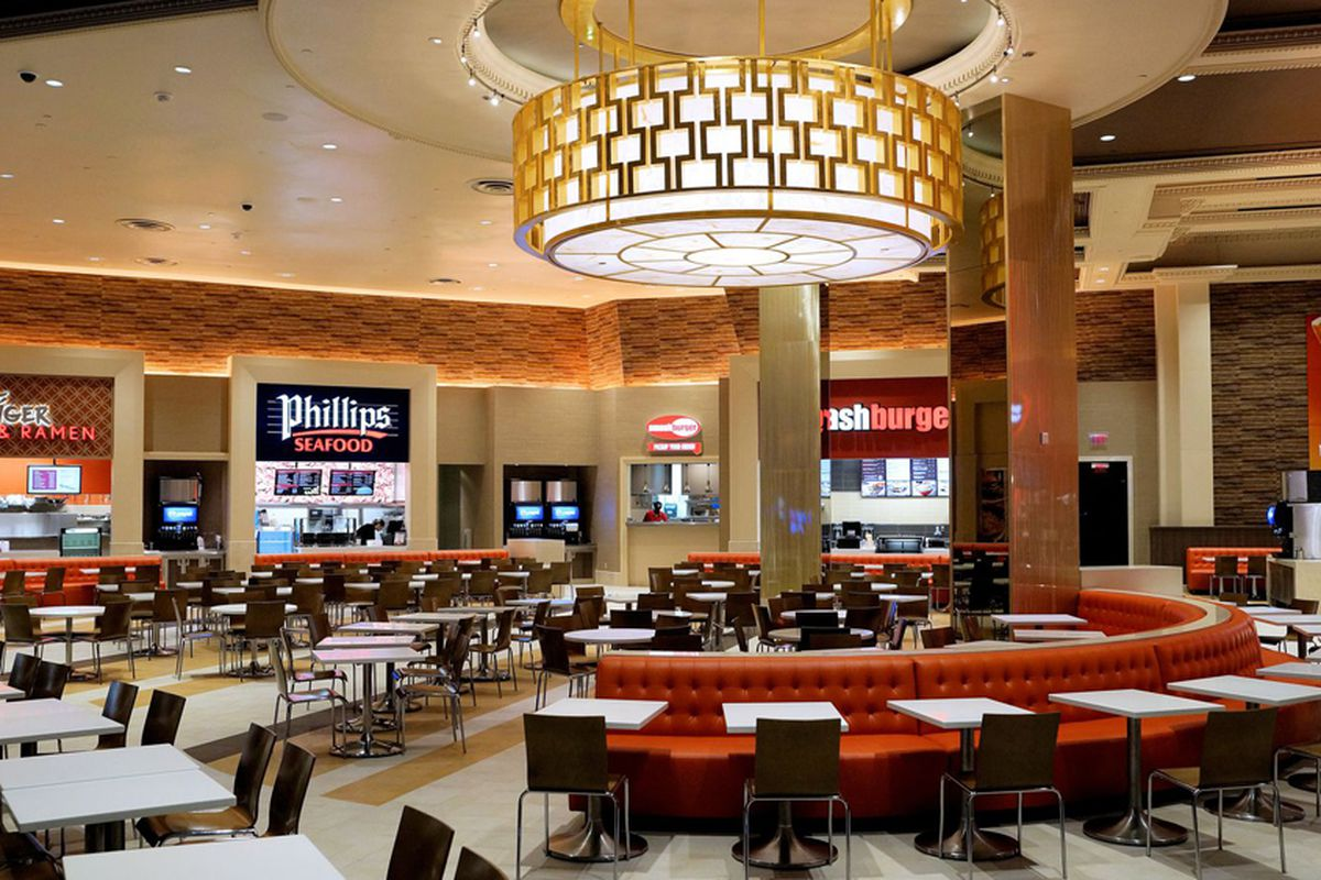 Forum Food Court Phillips Seafood