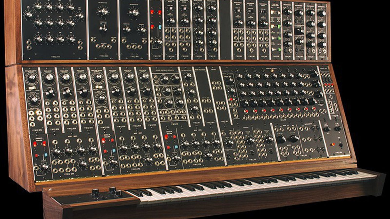 Moog is bringing back three massive synthesizers from the