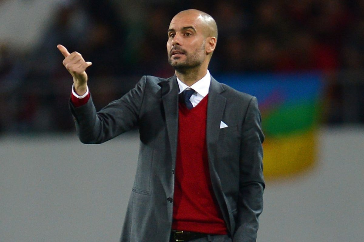 That's right FC Bayern. Hang Loose.