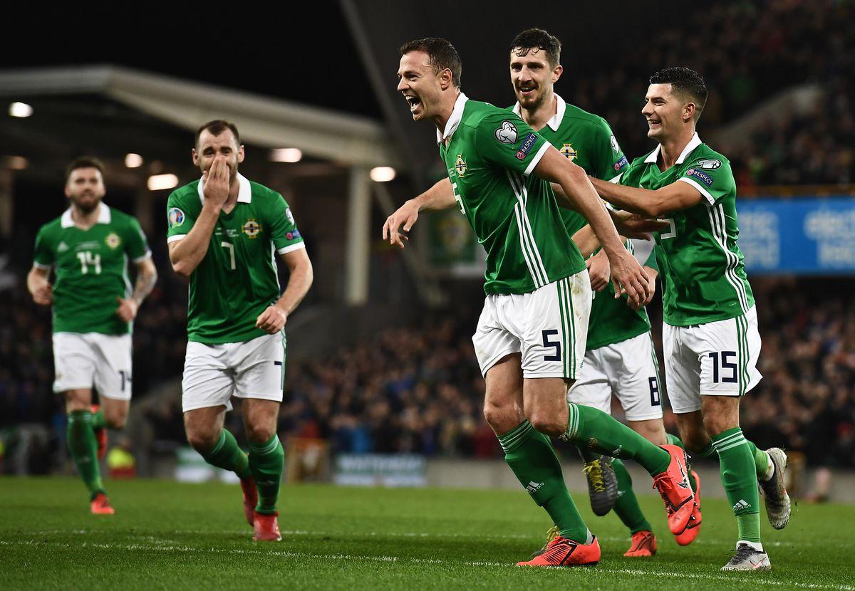 Northern Ireland v Belarus - UEFA EURO 2020 Qualifier