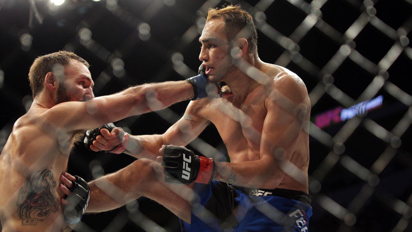 UFC Fight Night: Dos Anjos vs. Ferguson fight card ...