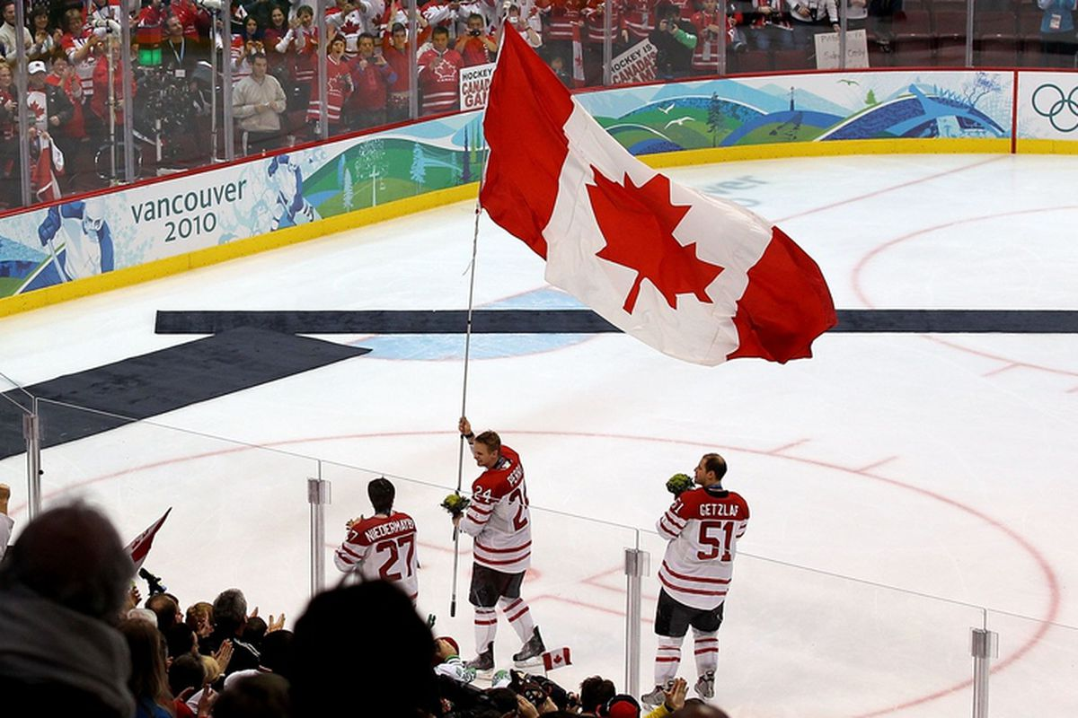 2877392d0 Team Canada jerseys - Which one was the best  - Eyes On The Prize