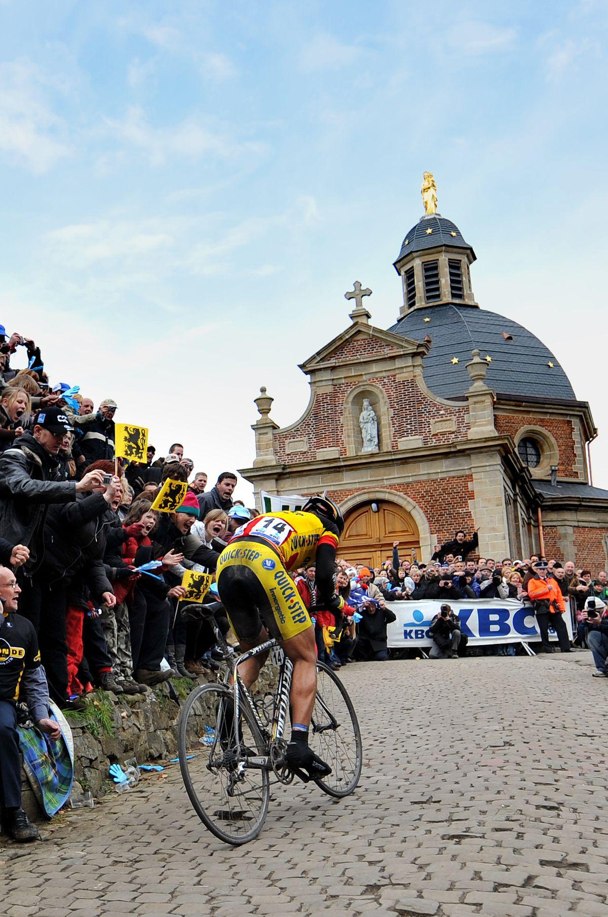 Cycling: Ronde Van Vlaanderen 2008