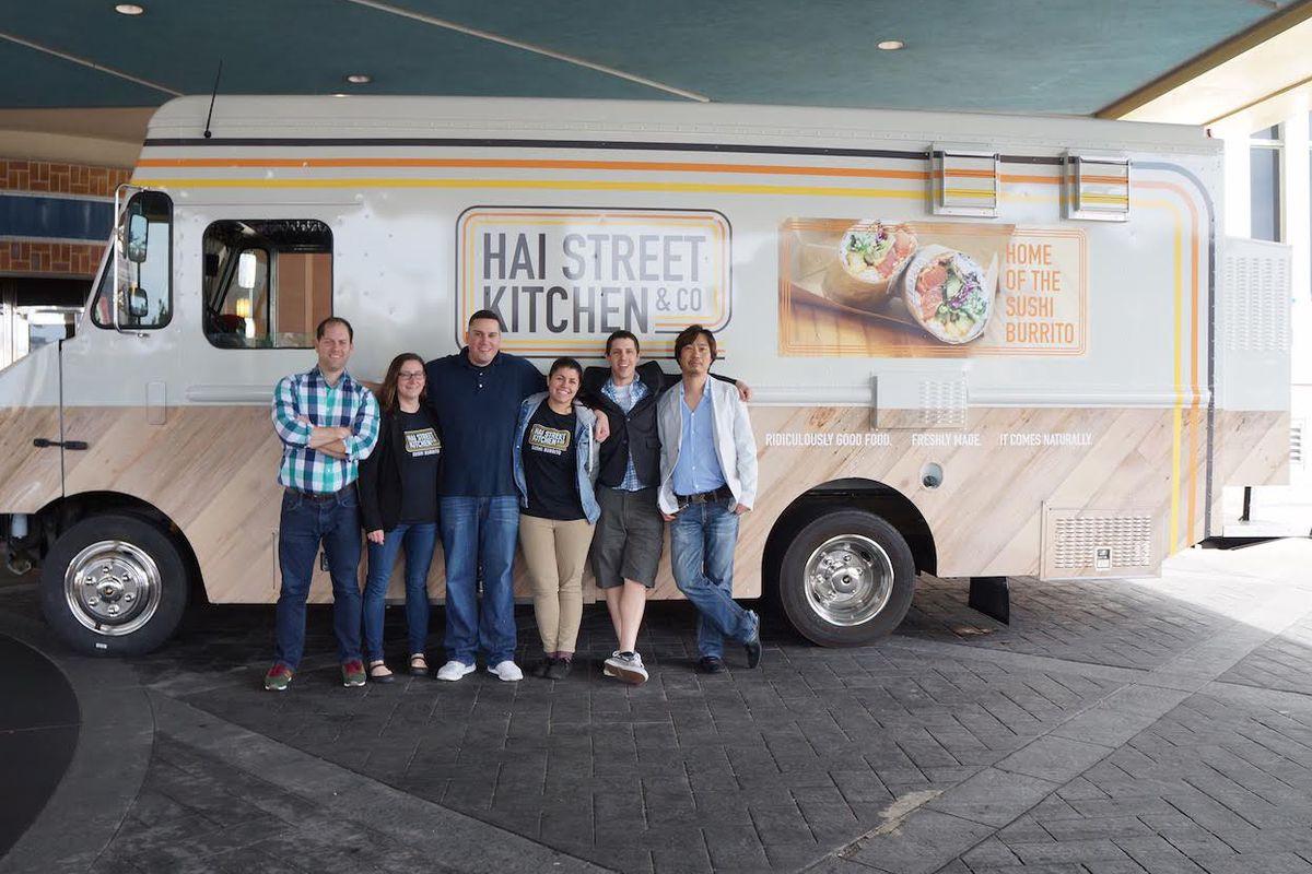 Hai Street Kitchen & Co. team goes mobile