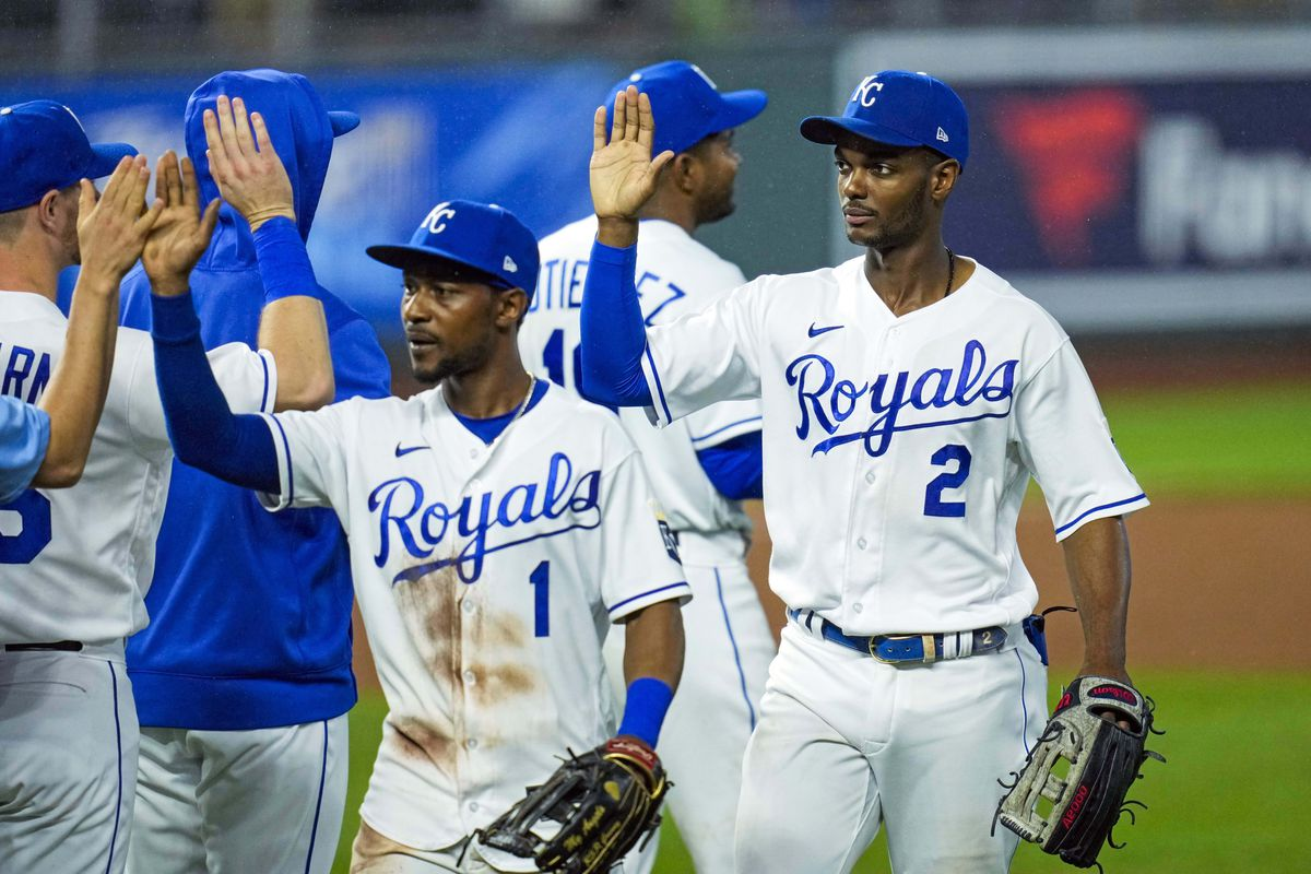MLB: Milwaukee Brewers at Kansas City Royals