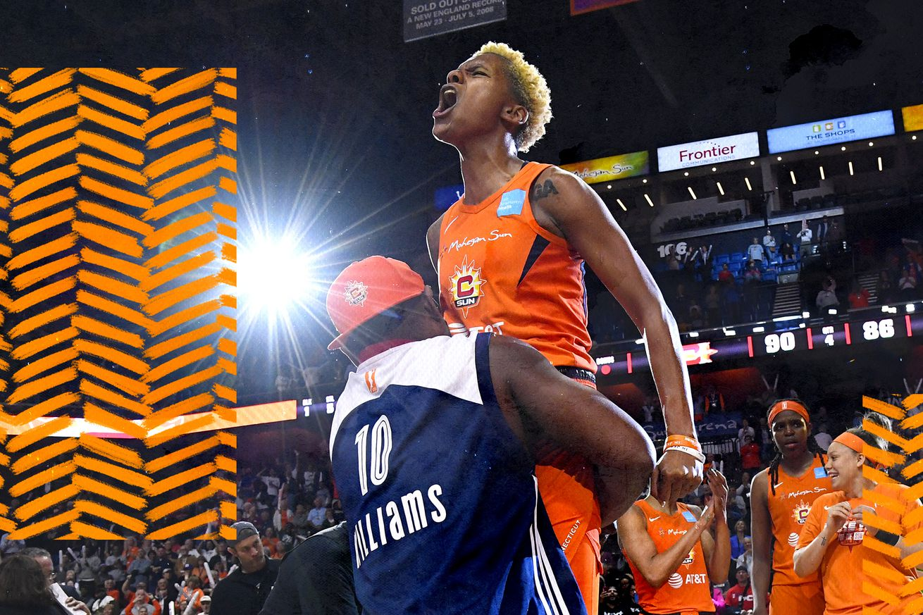 wnba.0 - Only the Connecticut Sun believe they can win their first WNBA title