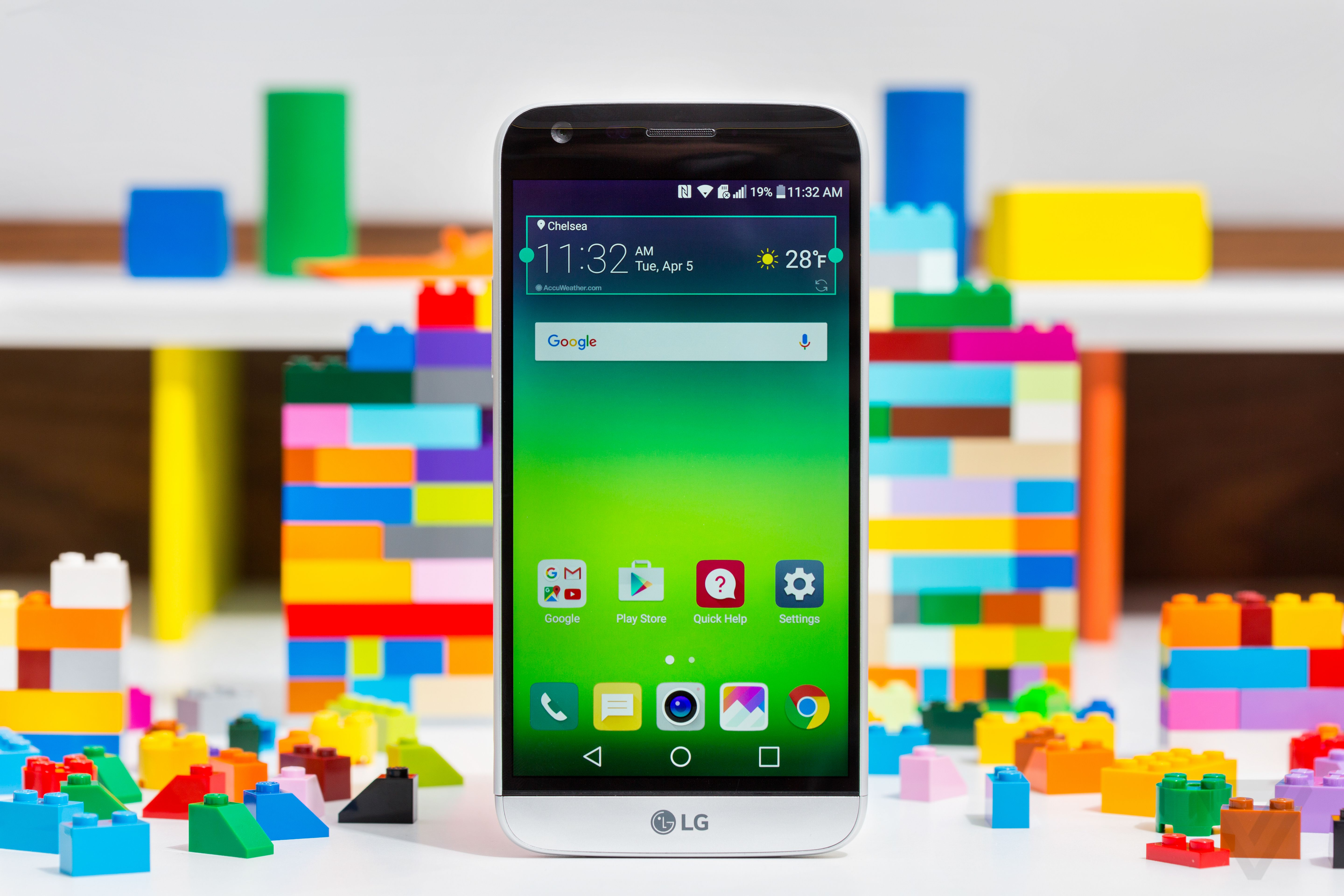 LG G5 review | The Verge