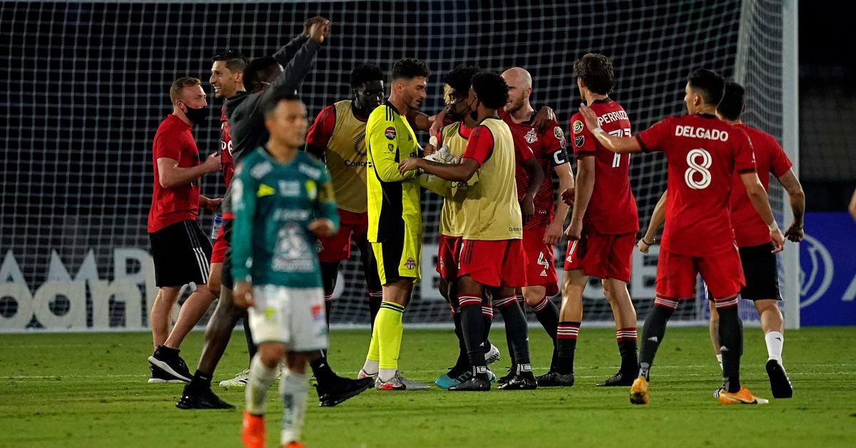 Recap & Highlights: Toronto FC overpower Club León 2-1 to advance to Champion's League quarterfinals