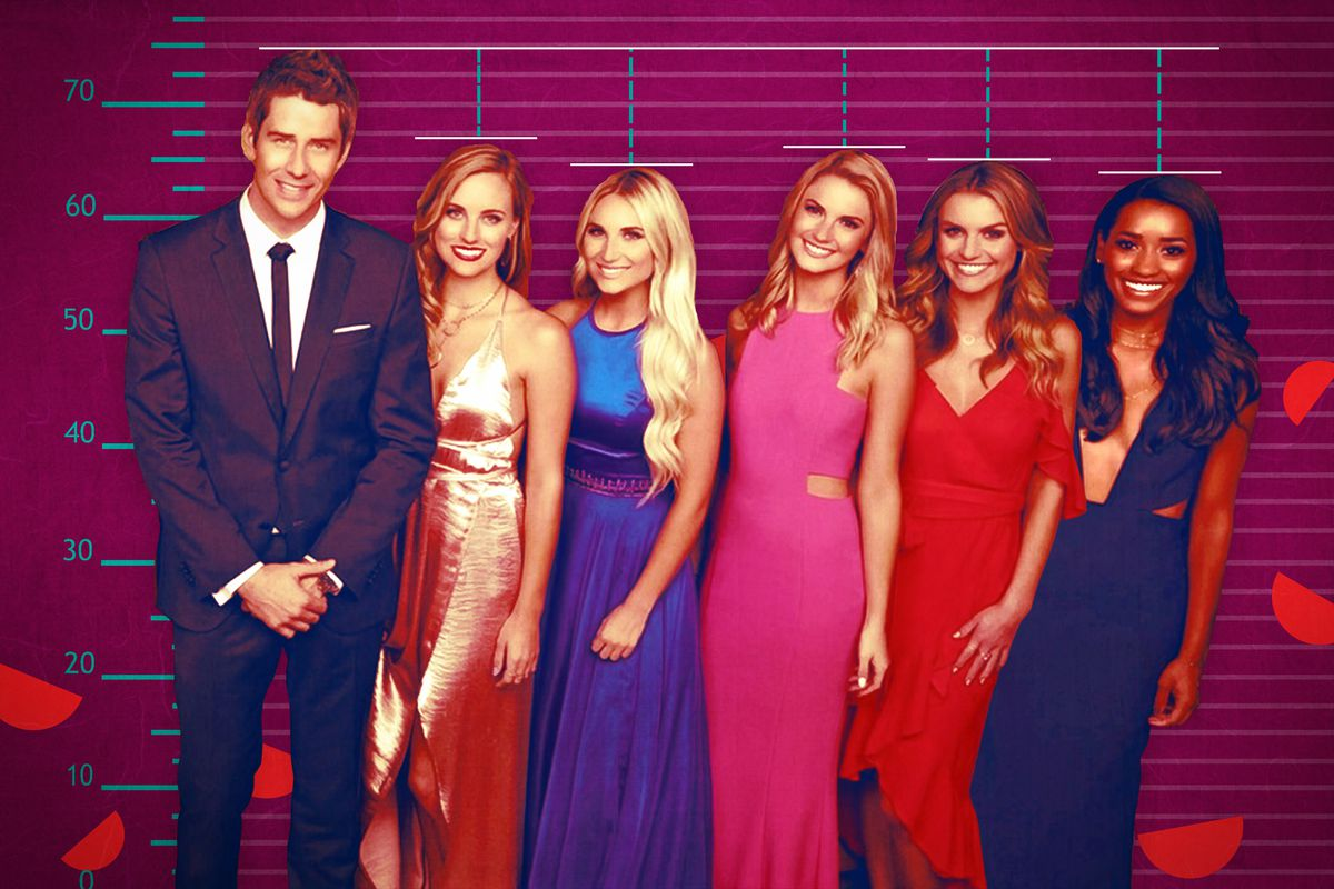 How Tall Do You Have To Be To Win The Bachelor The Ringer