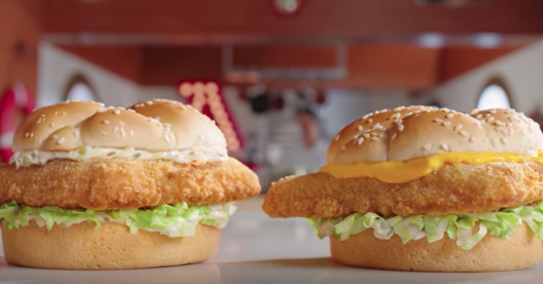 Arby's kicks off turf war with McDonald's over fish sandwiches for Lent season