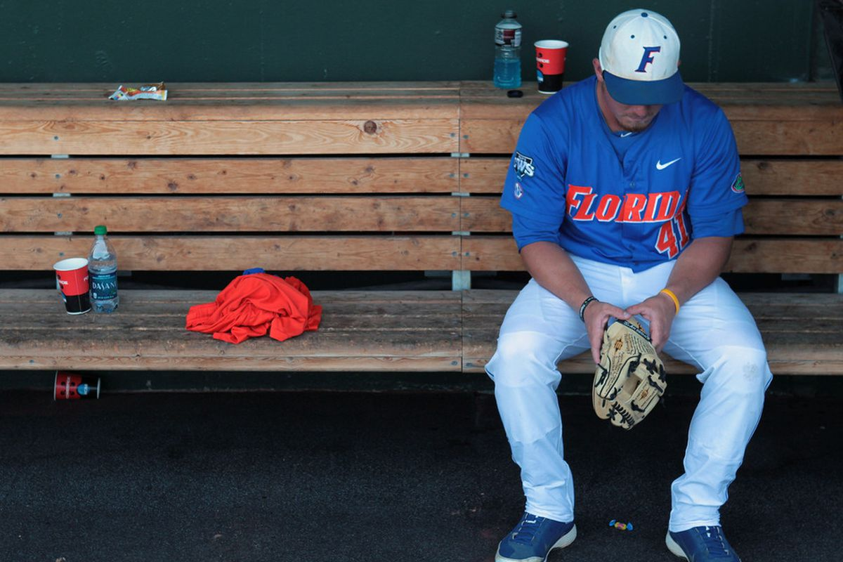 Florida feeling the effect of losing some outstanding talent from the 2012 team