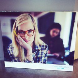 A peek at the academia-inspired Oliver Peoples summer 2012 campaign.