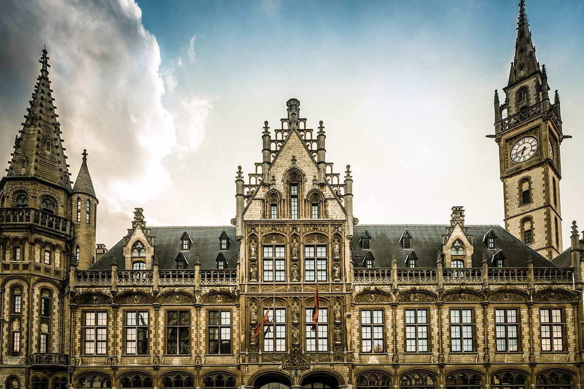 Stunning Neo Gothic Post Office Finds New Life As Hotel