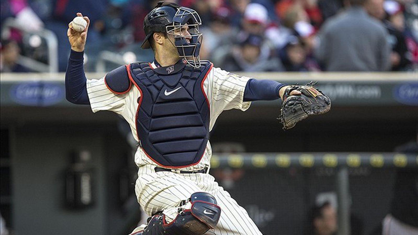 The risk behind a high school catcher