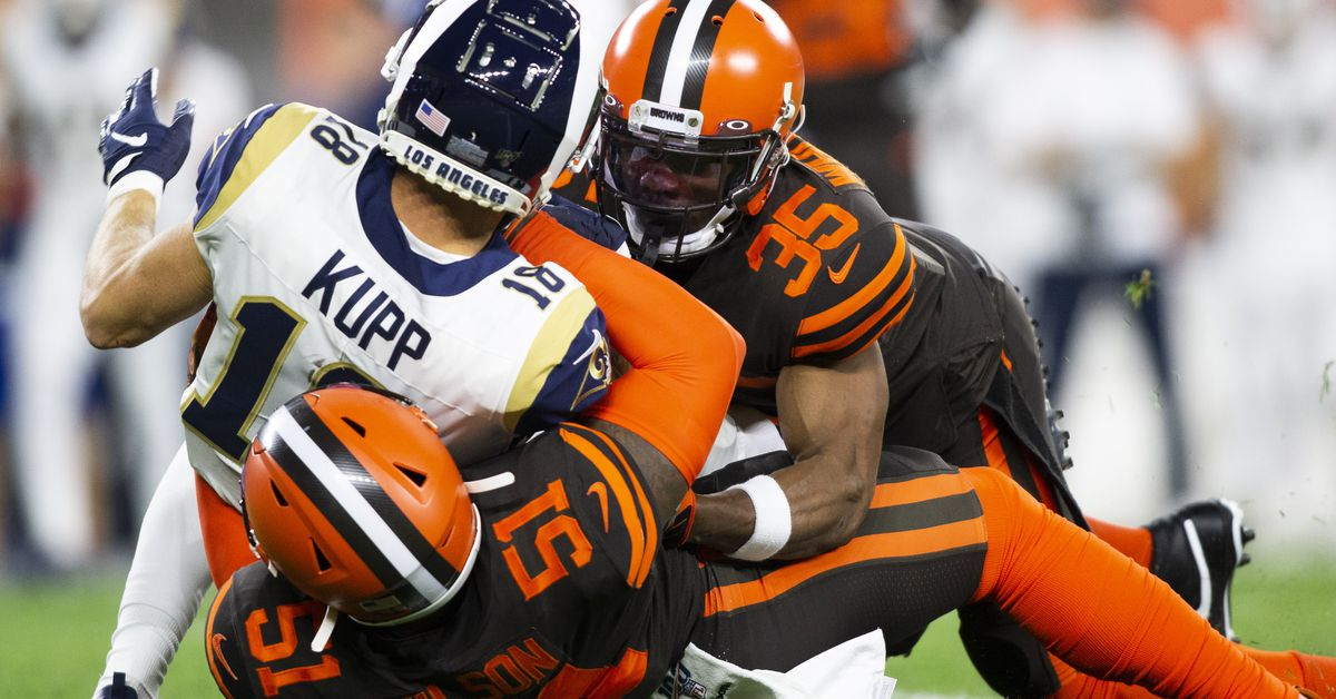Los Angeles Rams vs. Cleveland Browns - 3rd Quarter Game Thread