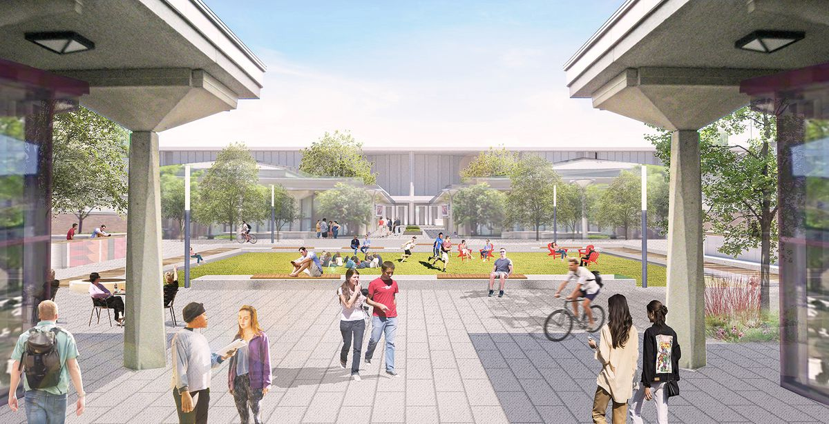 UIC master plan lays out university's future, plans for