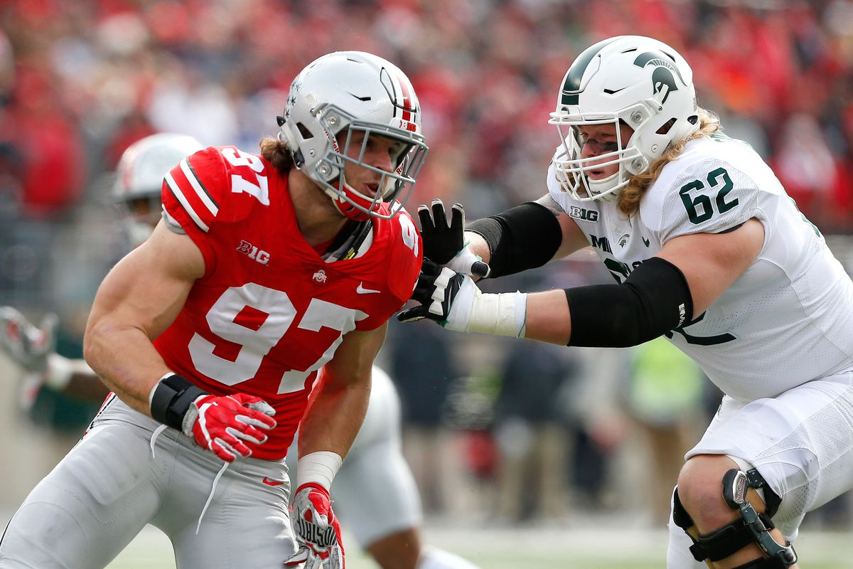 7893dc85ef3 2019 NFL Draft position rankings: Top 5 edge rusher prospects ...