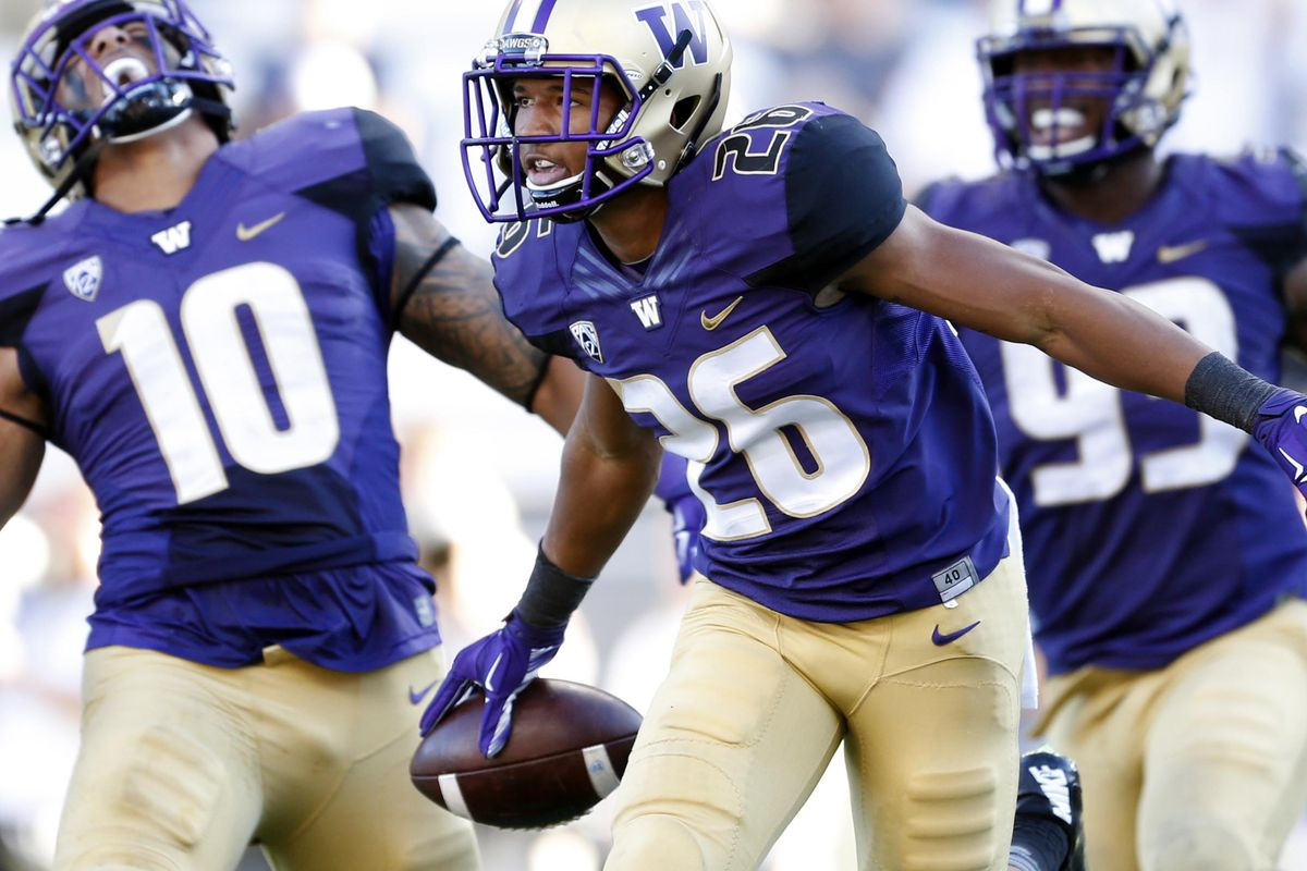 Is Sidney Jones destined to become part of the next great Dynamic Duo in Washington Football?