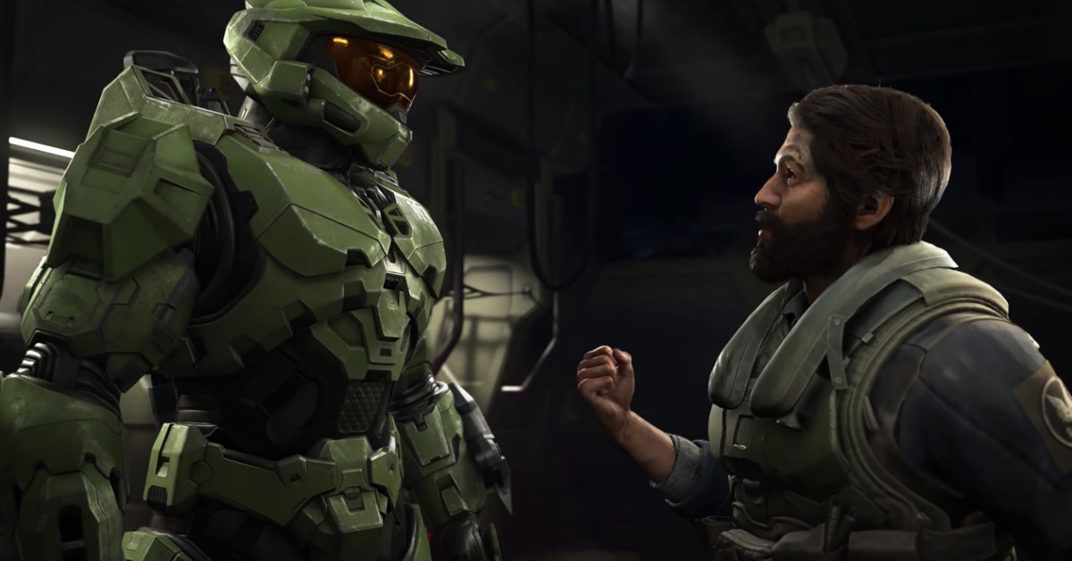 Report: Halo Infinite director 'stepped back' after disappointing demo - Polygon