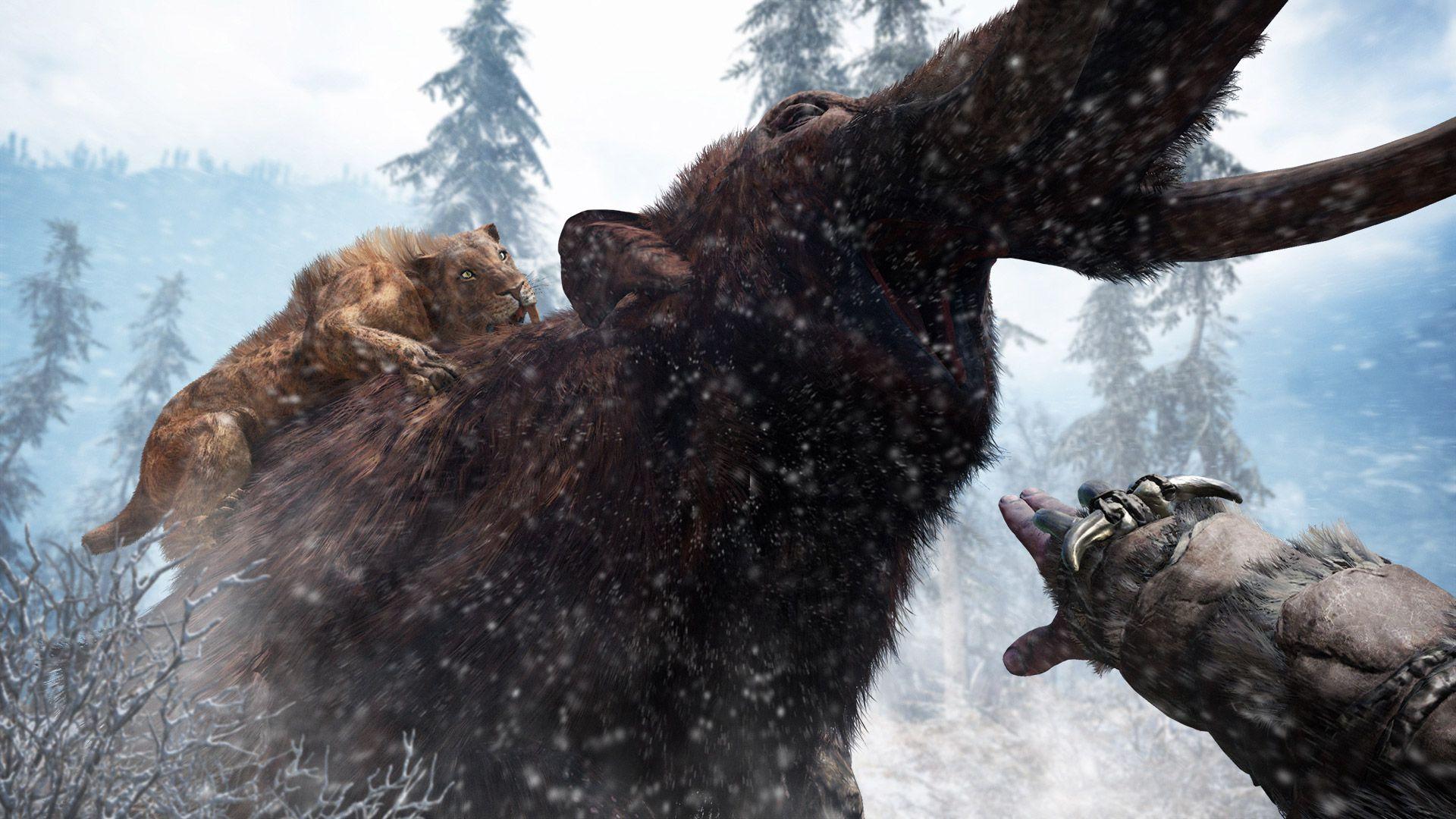 Far Cry Primal screenshots