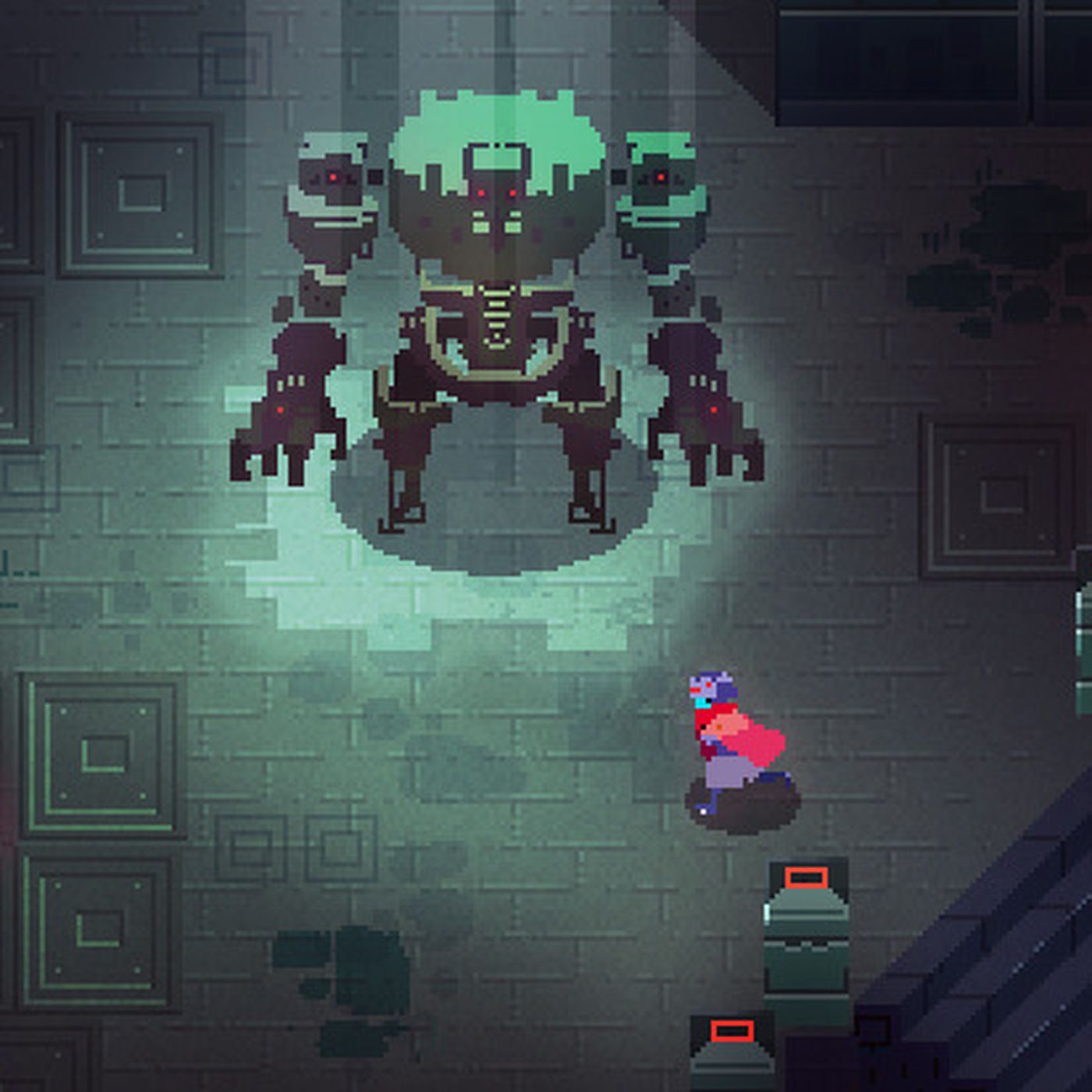 Hyper Light Drifter Is A Dark And Stunning Take On Classic 16 Bit