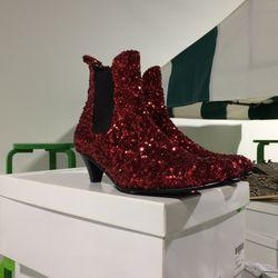 Comme des Garçons shoes, $218