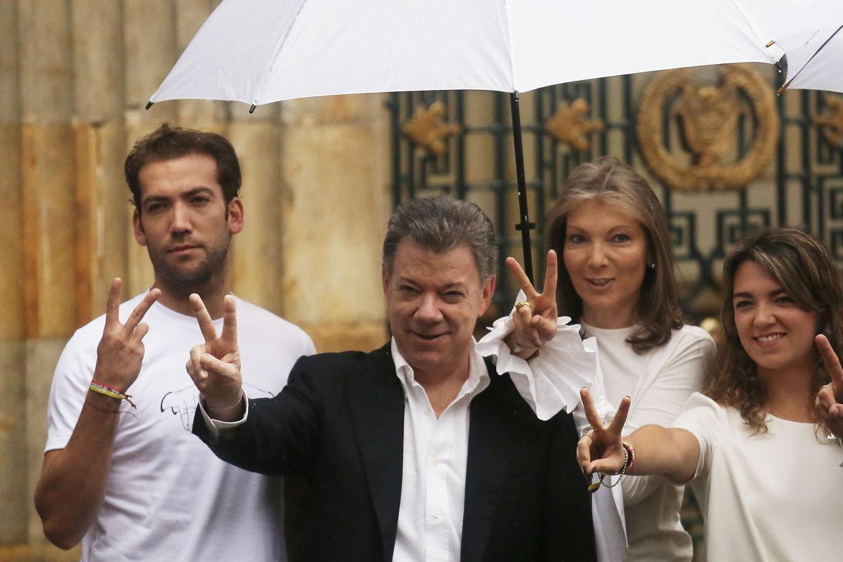 Colombia Votes On Peace Accord With FARC