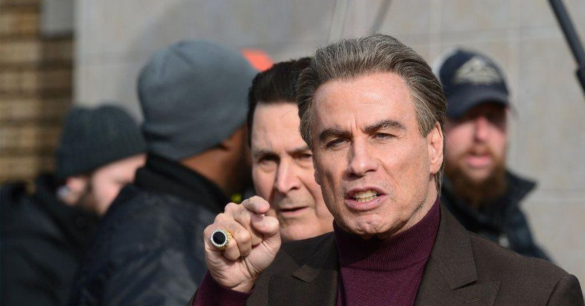 MoviePass invested in 'Gotti', the new John Travolta mob movie everyone hates