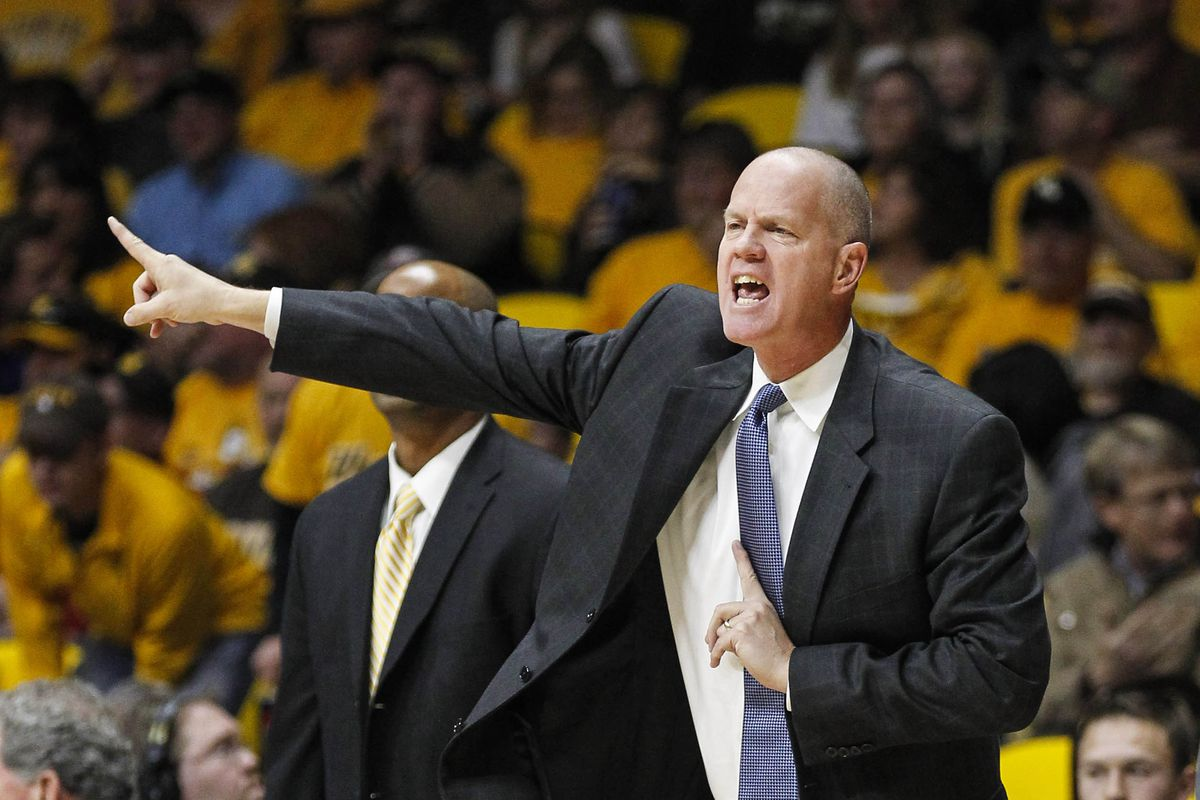 There was plenty for Tad Boyle to be upset about against Wyoming.