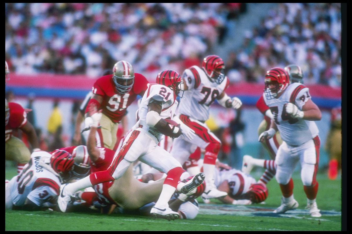 Dangers of Thursday Night Football and honoring the 1988 Bengals 332c8ea35