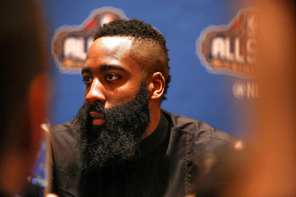 7d7ac6efb663 James Harden named Best Dressed NBA Player - The Dream Shake