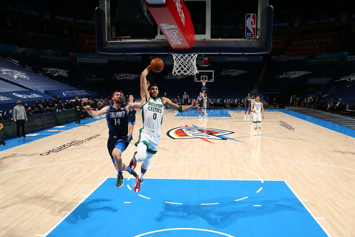 Boston Celtics v Oklahoma City Thunder