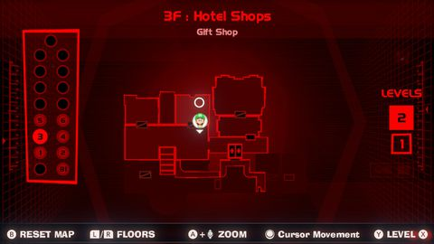 Luigi S Mansion 3 3f Gem Locations Guide And Maps Polygon