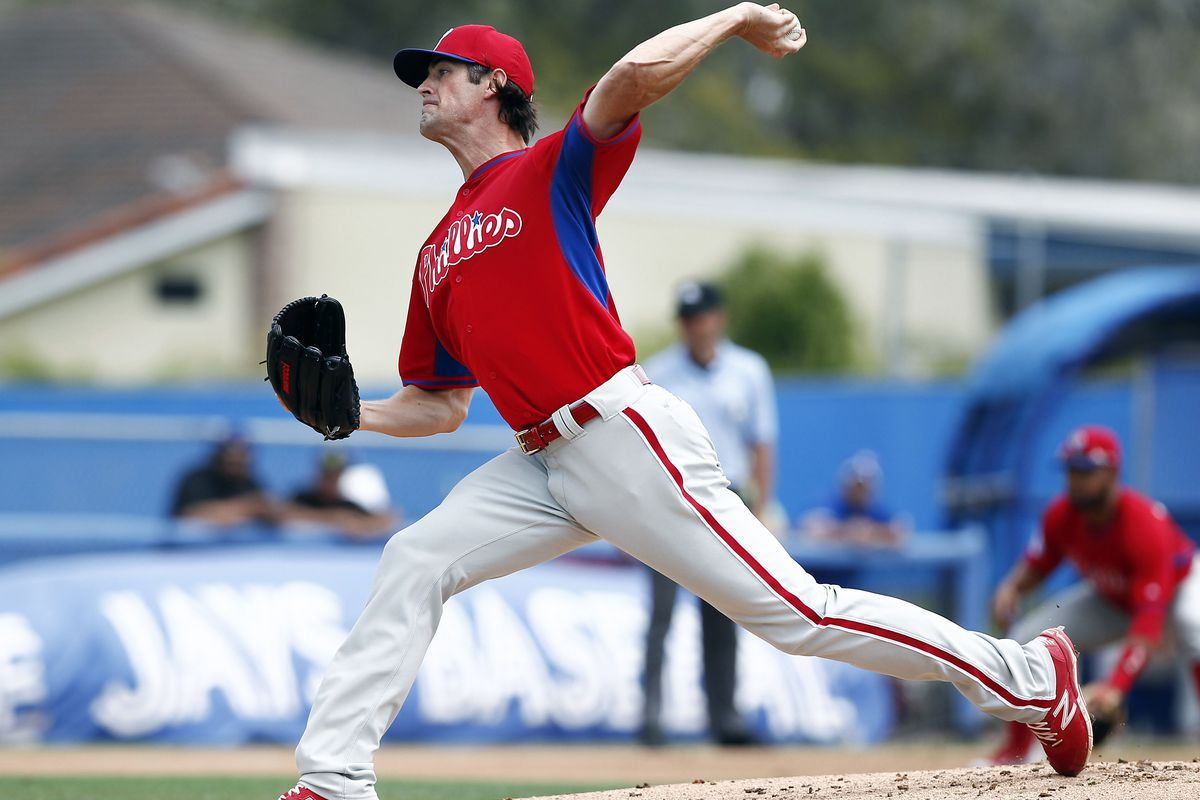 While his 9-9 record certainly didn't reflect it, Cole Hamels was one of the best pitchers in baseball last season.