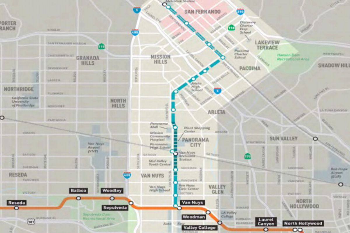 Sherman Oaks homeowners ask Metro for subway through the eastern