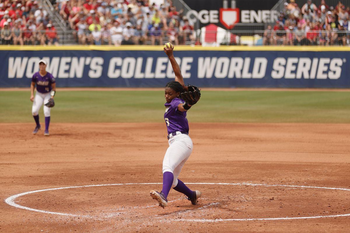 NCAA Division 1 Women's College World Series - Game 13 - James Madison v Oklahoma