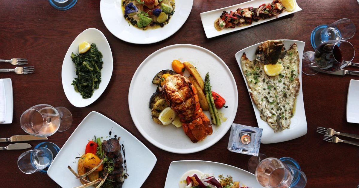 Baltimore s ouzo bay brings upscale mediterranean and for Atlas mediterranean cuisine